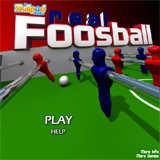 Real-Foosball